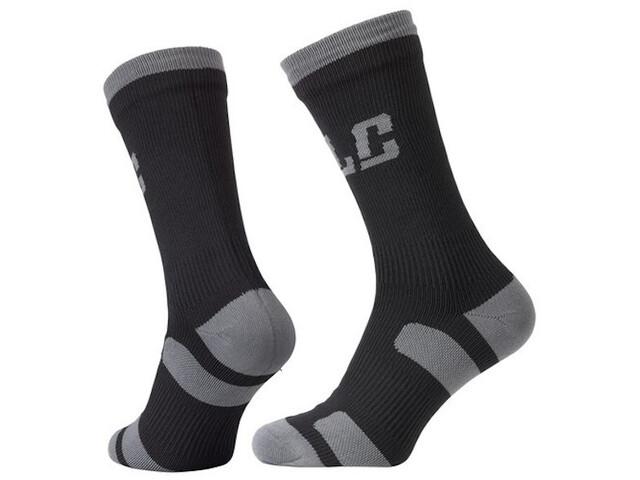 XLC CS-W01 Socken Wasserdicht black/grey